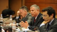 Le général Mike Jones parle devant le Conseil des droits de l'homme des Nations Unies le 29 juin 2015 (Photo: Autorisation UN Watch / Oliver O'Hanlon)