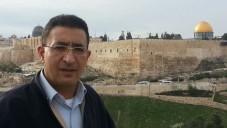 L'ancien conseiller politique Mendi Safadi à Jérusalem (Autorisation: Mendi Safadi)