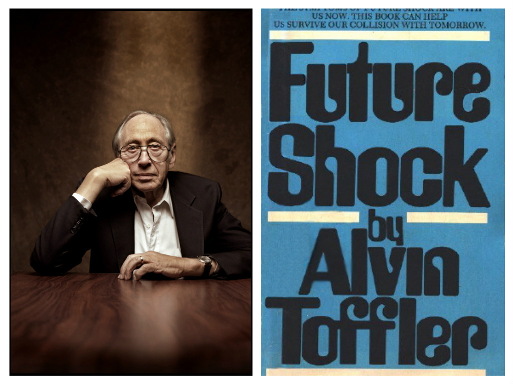Image result for alvin toffler