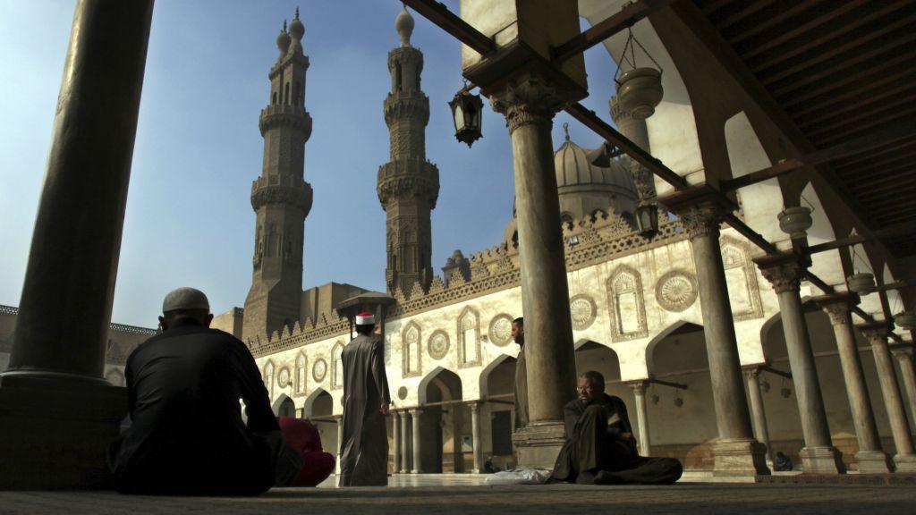Image result for Al-Azhar clerics, photos