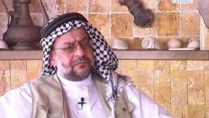Essam Mustafa (Crédit : capture d'écran Youtube)