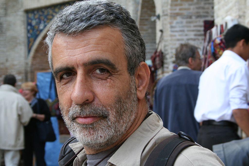 Foremost Israeli archaeologist, Prof. Israel Finkelstein. (Argonauter, CC-BY-SA, via wikipedia)