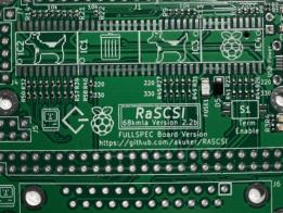RaSCSI - Macintosh version