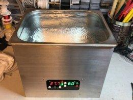 10 Quart 80KHz Ultrasonic Cleaner