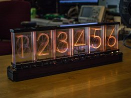 LIXIE - an LED alternative to the Nixie Tube!