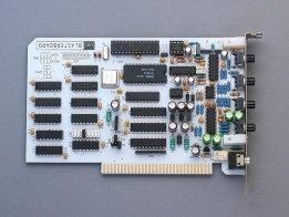 BlasterBoard - a complete 8-bit ISA sound card