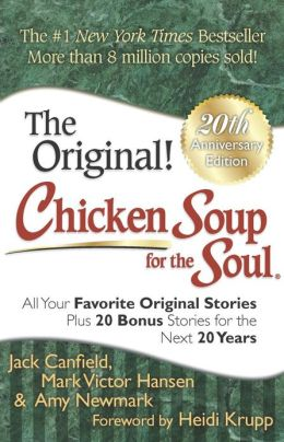Image result for chicken soup for the soul first book