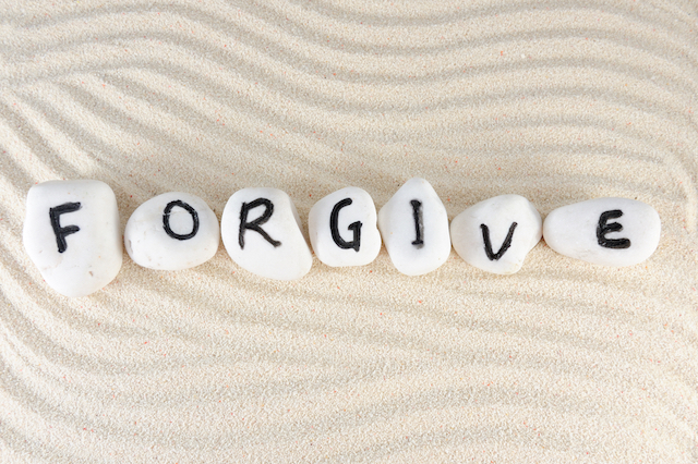Forgive on Stones