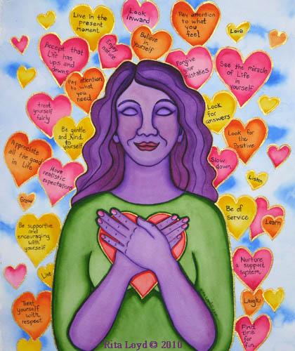 Unconditional Self-Love