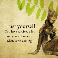 Image result for trust yourself