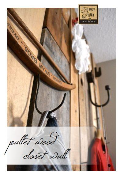28 Ways To Repurpose Old Doors And Pallets Tip Junkie