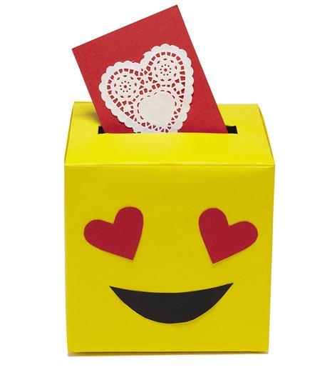 tissue box valentine