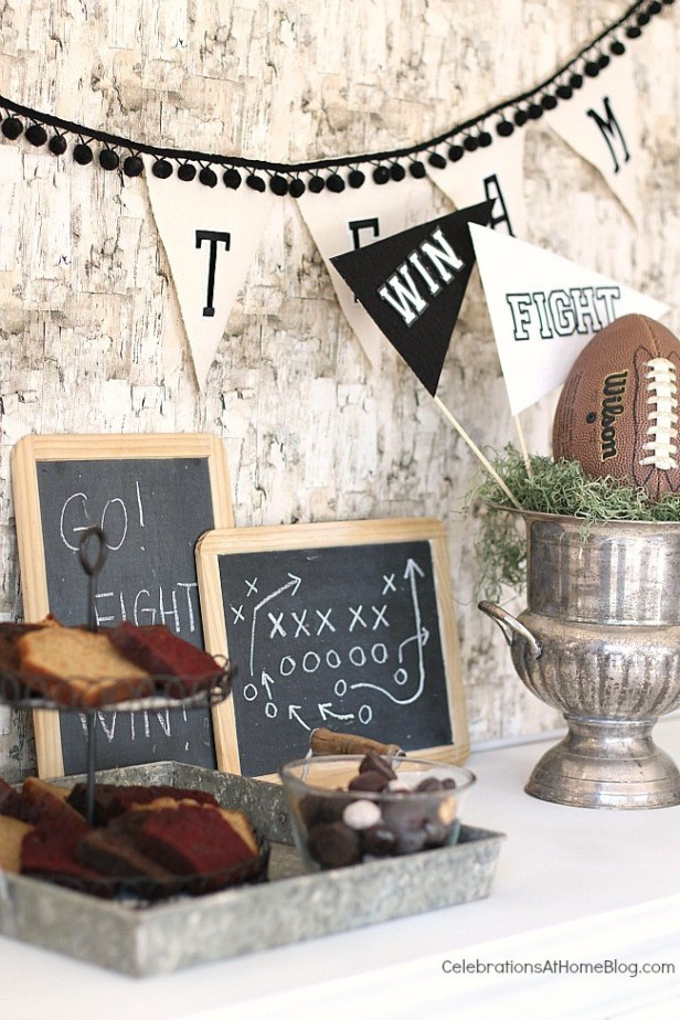 big game day party
