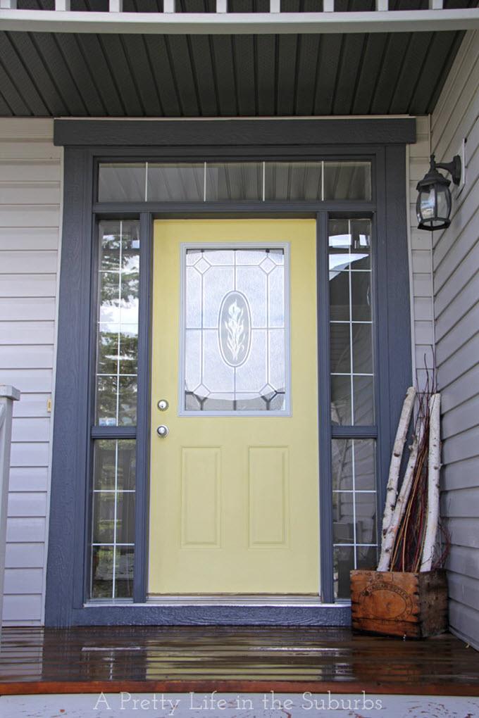 13 Frugal Front Door Painting Ideas Tip Junkie