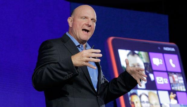 Ballmer, Eks CEO Microsoft, Investasi Rp 11 T di Twitter
