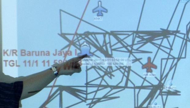 Kapal Riset Baruna Jaya ke Penajam, Nakhodanya Perempuan