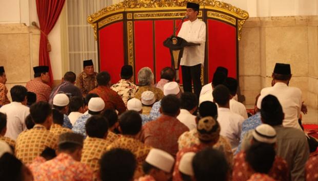 Survei: Kinerja Jokowi Lebih Rendah dari SBY