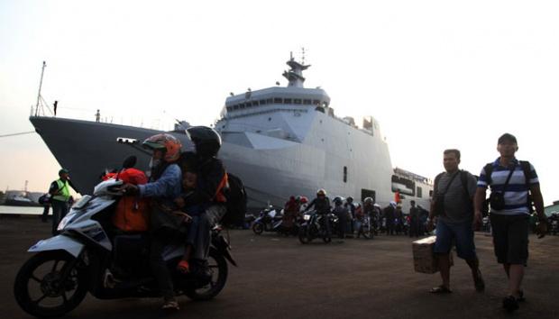 Uni Emirat Arab Incar Kapal Perang Buatan Indonesia