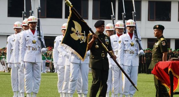 Mutasi Besar-besaran TNI, Berikut Komposisi Baru