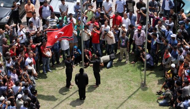 DPR Aceh: Pengibaran Bulan Bintang Hal Wajar