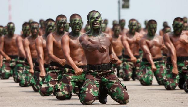Militer Indonesia Terkuat di ASEAN? Begini Petanya