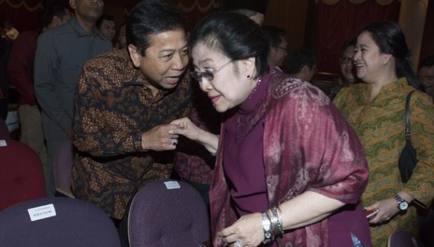 PDIP Berubah Sikap dalam Kasus Setya Novanto