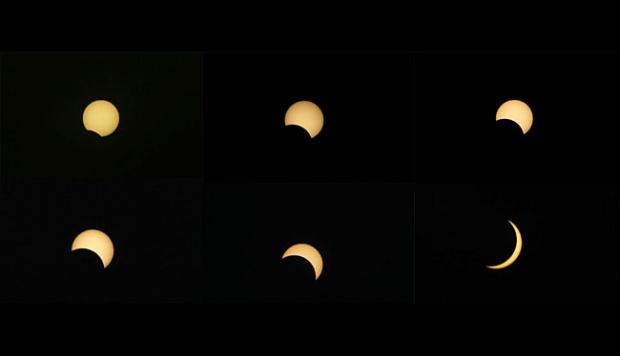Gerhana Matahari 1 September, Lintasi Sebagian Indonesia