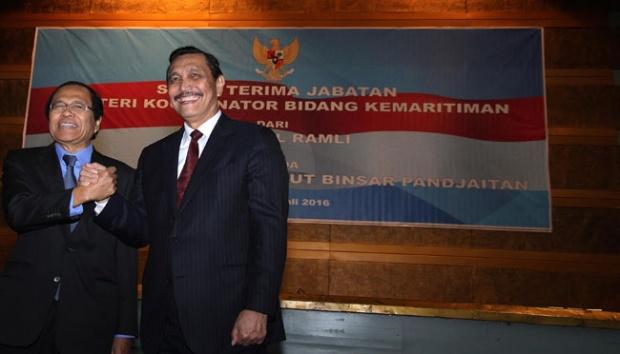 Menteri Luhut Klaim Amnesti Pajak Dongkrak GDP