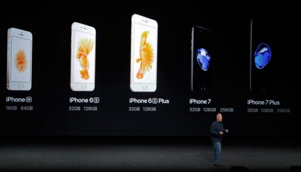 Apple Hapus Versi Penyimpanan 16 Gigabita dari iPhone 7