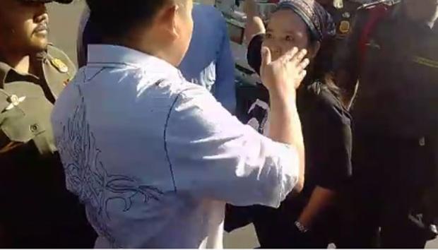 Buruh Ditampar Polisi, Korban Dipecat dari PT Panarub