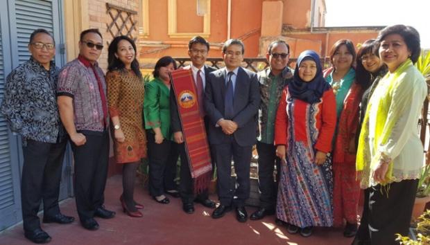 Warga Indonesia Peringati Hari Kartini di Italia