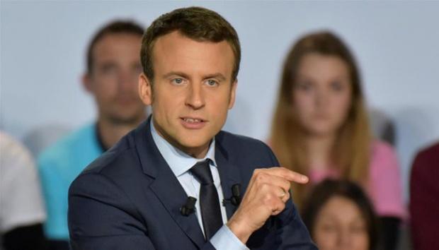 Menang Pilpres Prancis, Macron Janji Akurkan Kubu Kanan dan Kiri