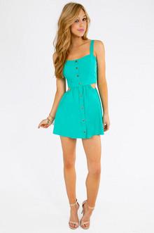 Gigi cutout dress