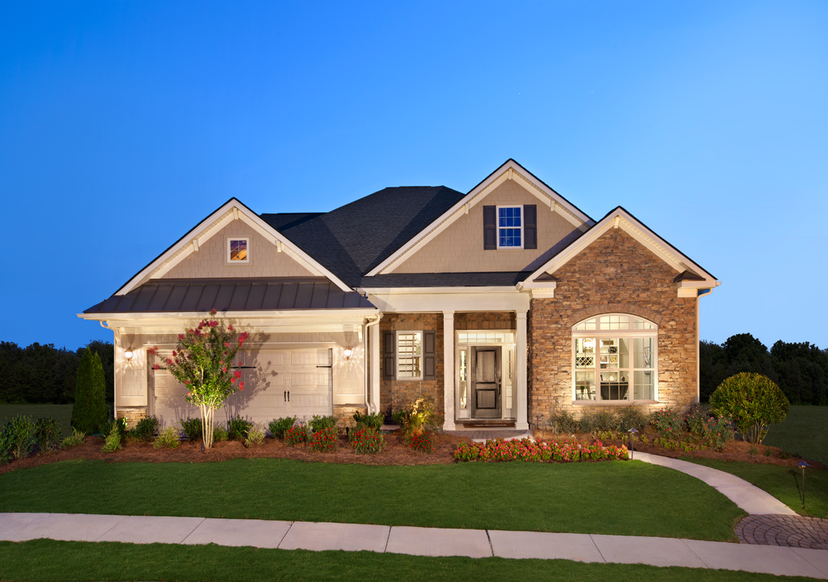 New Homes In Charlotte NC - New Construction Homes