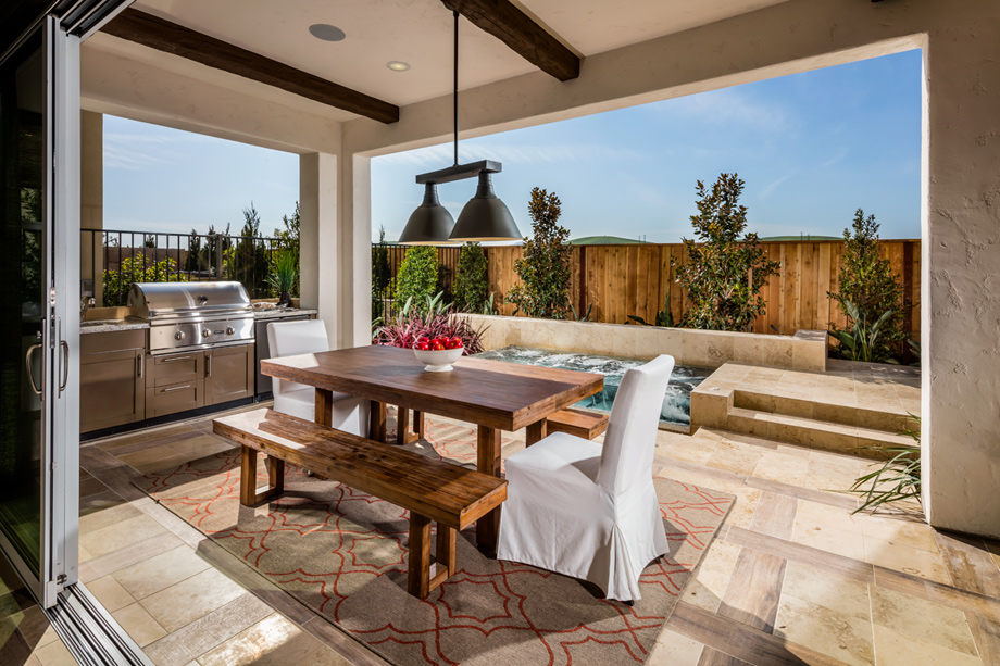 Romana At Gale Ranch The Trevari Home Design