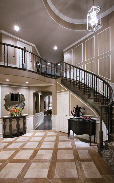 Home Luxury Staircase Interior