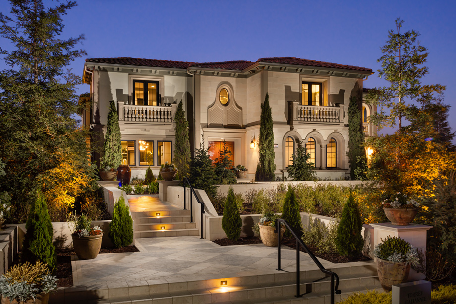 Iron Oak At Alamo Creek The Torrey CA Home Design