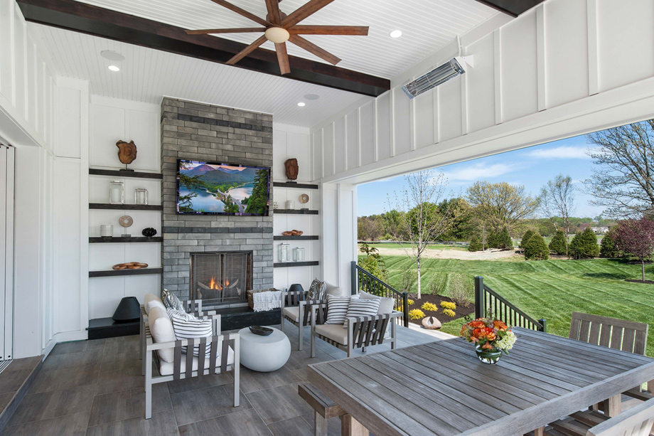 Steeplechase At Branchburg The Weatherstone Home Design