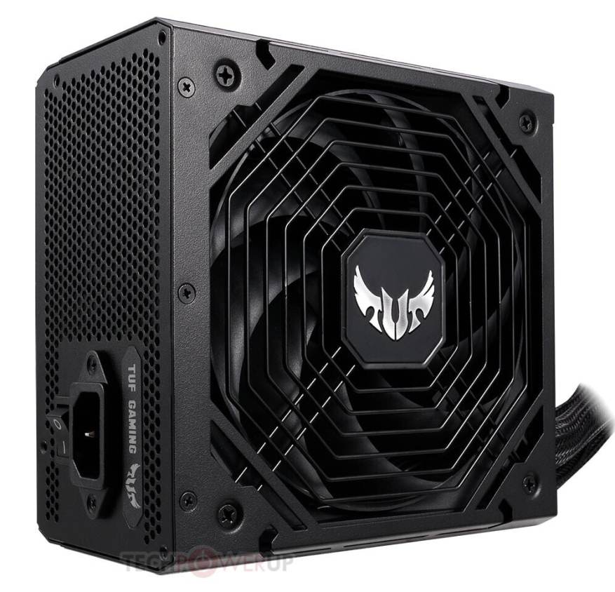 Image 3: Asus offers two 80 Plus Bronze power supplies in its TUF range