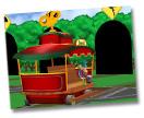 Trolley Tracks Game