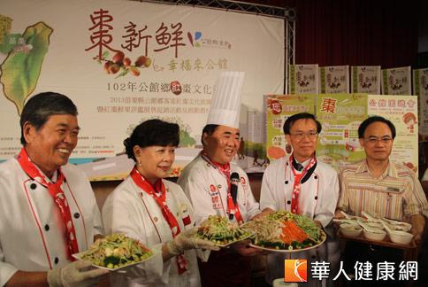 農委會積極推廣「鮮享在地」的飲食概念,歡迎民眾「棗新鮮」幸福趣旅行。(攝影/張世傑)