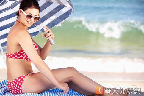 醫師表示,要預防皮膚癌,最基本的方法還是遠離紫外線,做好萬全防曬。