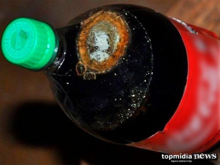 Homem que tomou refrigerante com fungos ganha R$ 7 mil de indenização