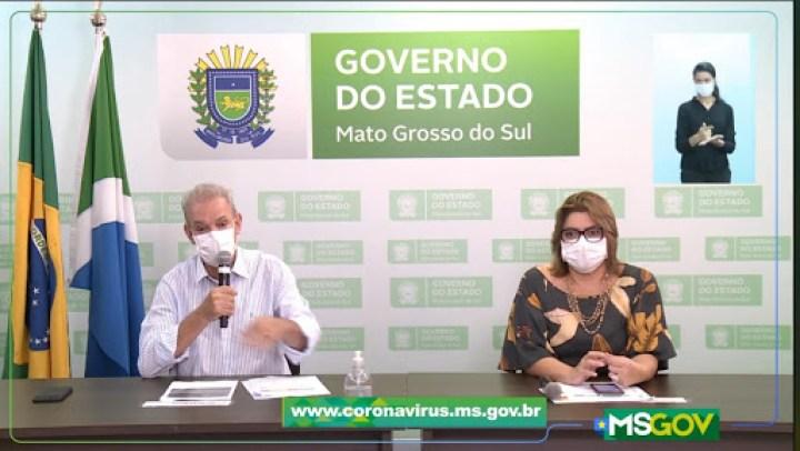 Com 29 novos casos de covid, MS enfrenta o pior dia da pandemia, lamenta Geraldo Resende