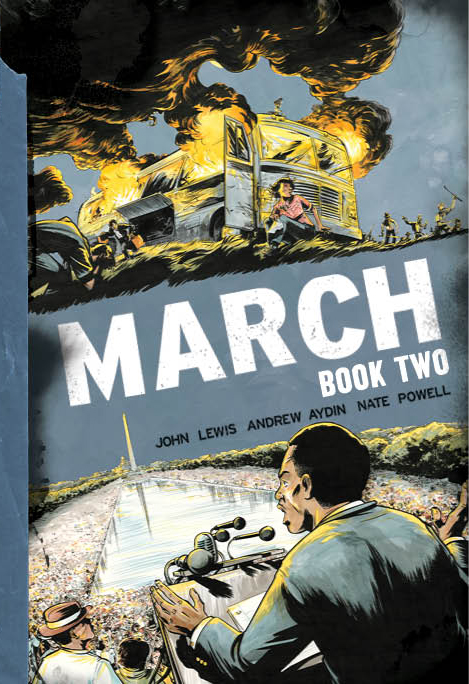 Image result for march book 2