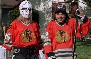 Plus, the Hawks have two of the best fans. Photo from blackhawks.nhl.com