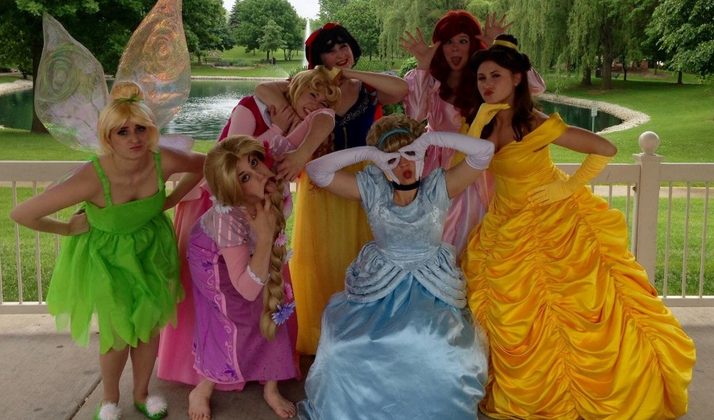 Total Sorority Move If Disney Princesses Had Moms