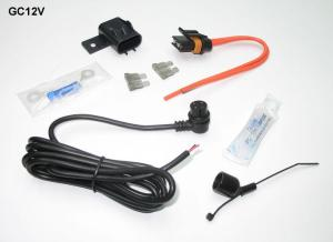 Motorcycle 12v Hardwire power cable Kit, for GPS III, V, SP, SPIII, 176, 176C, 60, 76, 78