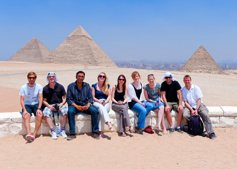 9-day Egypt on a Shoestring tour
