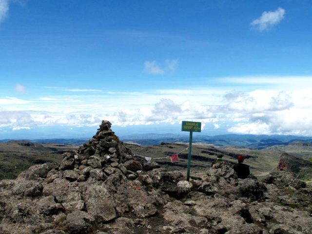 mount elgon 640x480 Volcanoes to Climb in East Africa